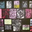 Year 8 - Experimental Printmaking